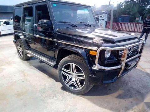 Mercedes Benz g wagon 2008 for sale