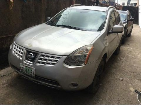 Nissan Rogue 2007 Gray for sale