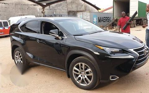 Lexus nx200t 2019