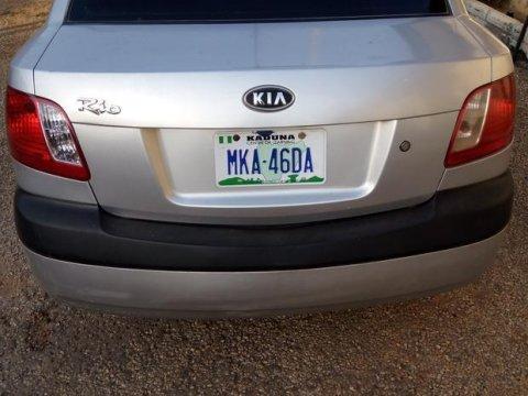 Latest Kia Rio for Sale in Abuja | Naijauto