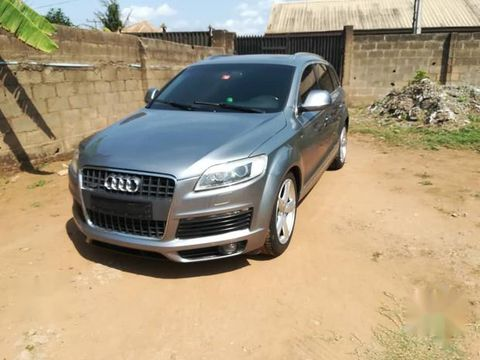 Audi Q7 for Sale Today at Lowest Prices | Naijauto