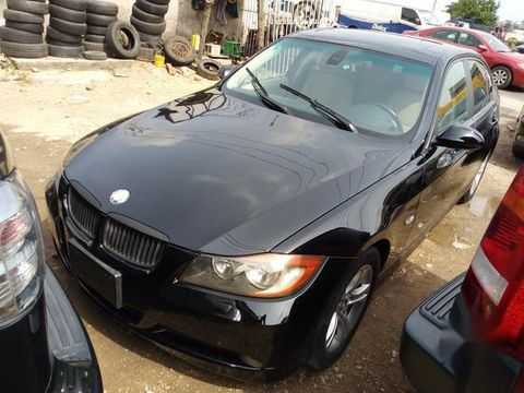 2006 Bmw 325i Price >> Sell Black 2006 Bmw 325i At Mileage 1 In Ikeja At Cheap Price