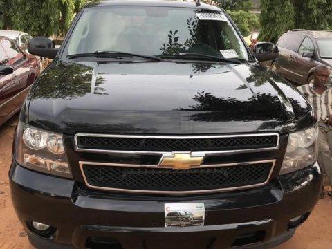 Chevrolet Avalanche Car Automatic