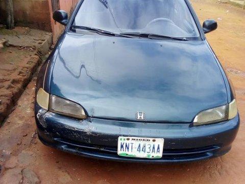 Fairly Used Honda Civic 1992 for Sale Low Price | Naijauto
