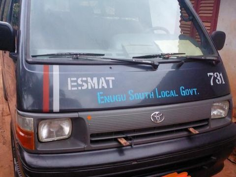 Cheapest Used Toyota HiAce Van / Minibus in Enugu for Sale