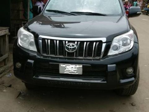 Cheapest Toyota Land Cruiser Prado 2010 for Sale: New & Used