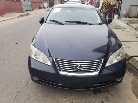 Lexus ES 350 for Sale Today at Lowest Prices   Naijauto