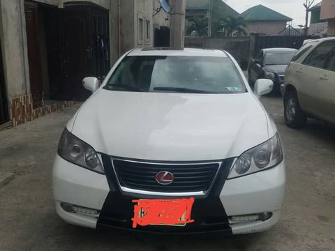 Lexus ES 350 for Sale Today at Lowest Prices | Naijauto