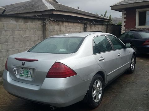 Used Honda price less than ₦1,500,000 for sale in Nigeria