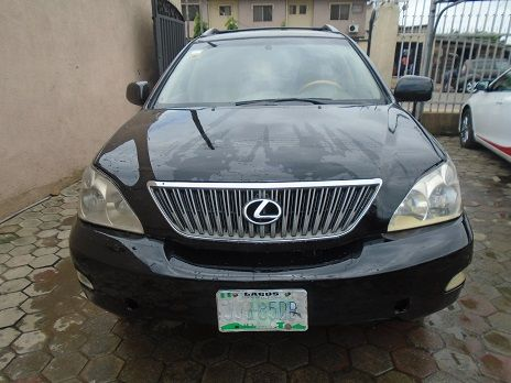 Lexus RX330 for Sale Today at Lowest Prices   Naijauto