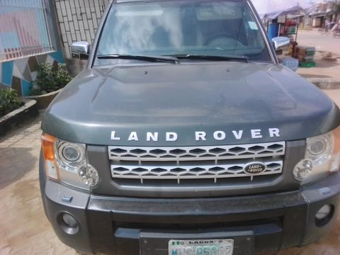 Cheapest Land Rover LR3 2017 for Sale: New & Used | Naijauto