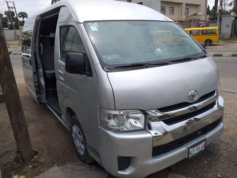 Toyota HiAce for Sale Today at Lowest Prices | Naijauto