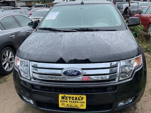 Metcalf Auto Plaza >> Very Clean Foreign Used Ford Edge 2008