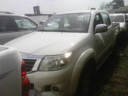 Toyota Hilux for Sale Today at Lowest Prices | Naijauto