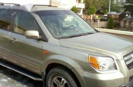 Clean Honda Pilot 2007