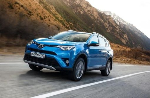 Top 5 most fuel-efficient Toyota cars in 2017