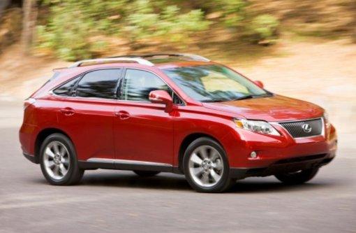 2010 Lexus RX 350 review: Price in Nigeria, Model, Problems