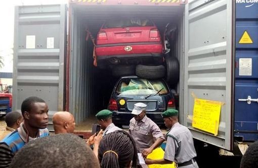 How to buy auction cars in Nigeria from Nigeria Customs Service ...