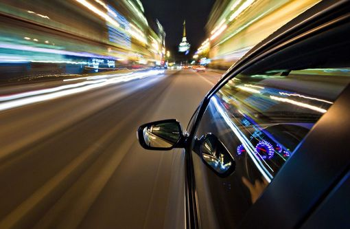 Does fast driving consume more fuel than slow driving?