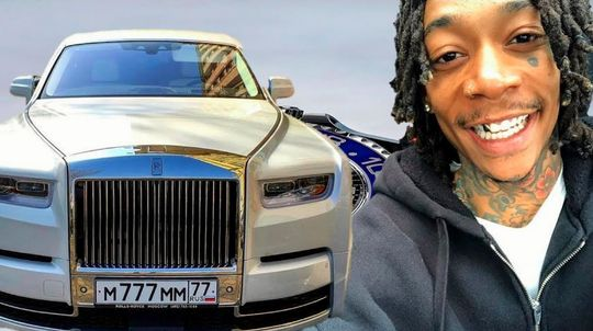 Wiz Khalifa's cars, house, net worth & facts | naijauto.com