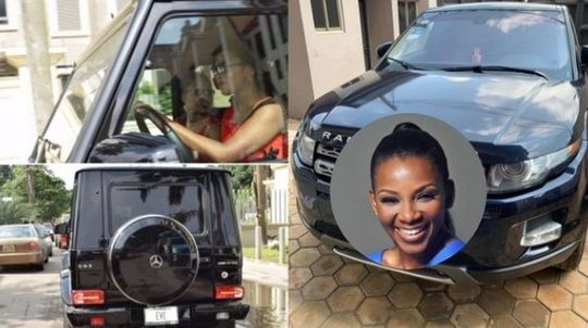 Top 10 richest actresses in Nigeria 2020 their cars 2