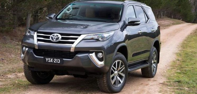 Review Toyota Fortuner 2017