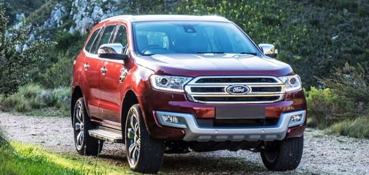 Review Ford Everest 2016