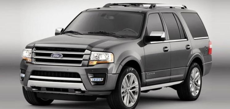 Review 2017 Ford Expedition