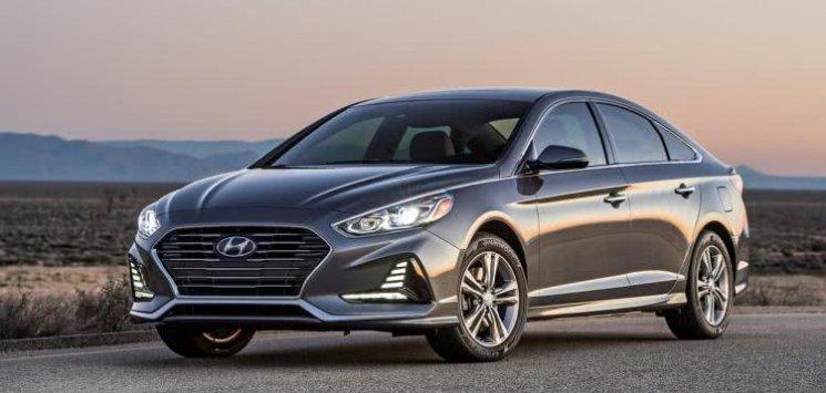 Hyundai Sonata 2018 Review