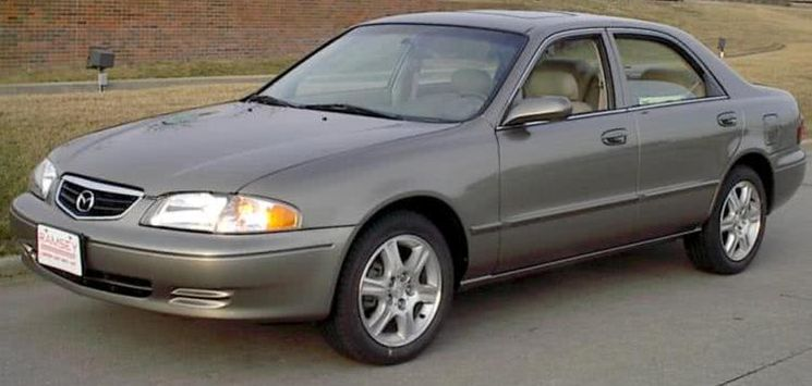 2002 Mazda 626 review: Interior, Owners Manual, Price, Engine & More