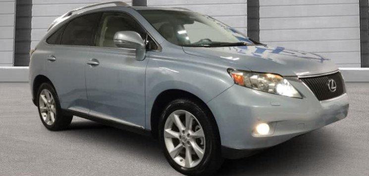 2010 Lexus RX 350 review: Price in Nigeria, Model, Problems, Interior, Specs & More