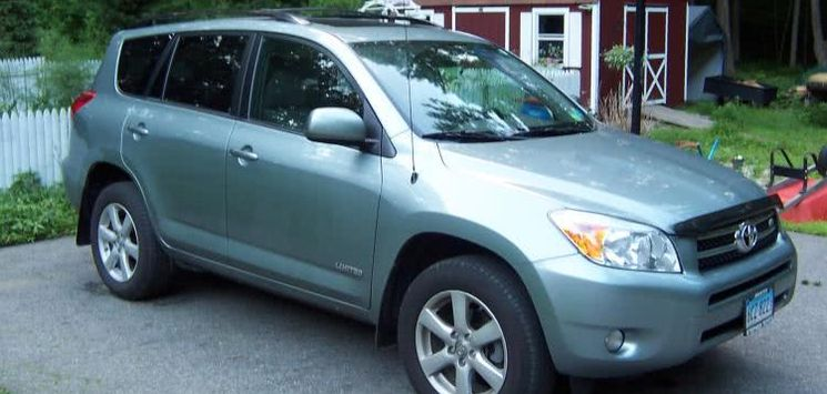 Toyota RAV4 2007 review, specs & prices in Nigeria