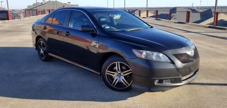 Toyota Camry Muscle (Camry 2007) reviews & prices in Nigeria