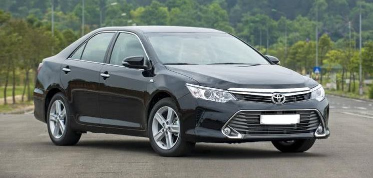 Toyota Camry Spider (2008) review & prices in Nigeria