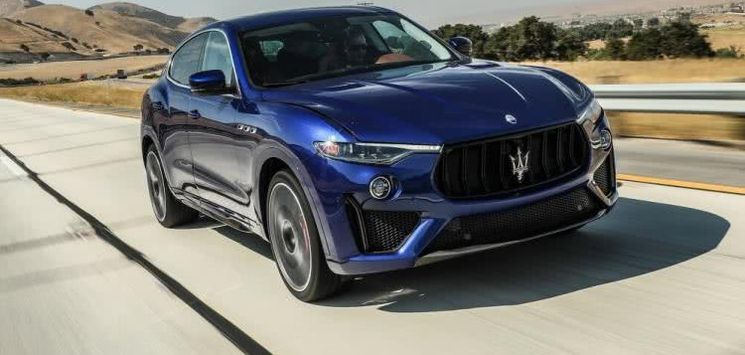 The 2019 Maserati Levante GTS is definitely built to entice you