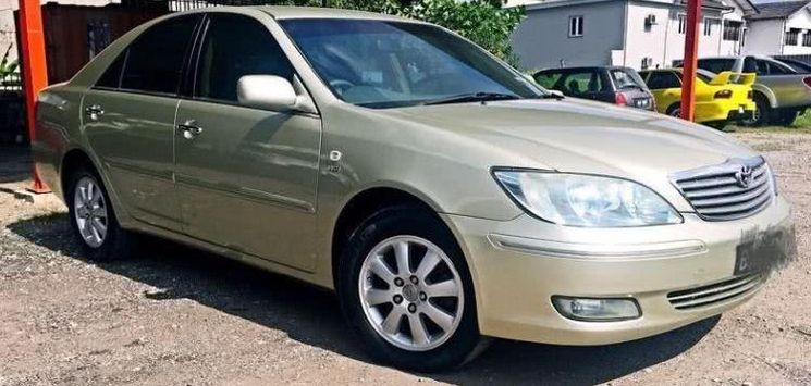 Toyota Camry 2003 (Big Daddy) review: Price in Nigeria & Used car buying guide