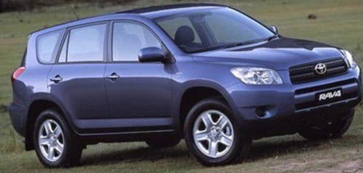 Toyota Rav4 2010 review & prices in Nigeria