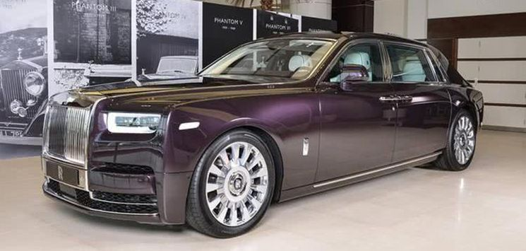 The 2018 Rolls Royce Phantom VIII Review