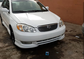 Toyota Corolla 2005 White for sale-0